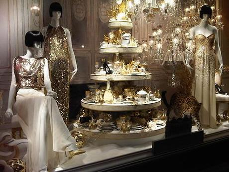 Dior for Printemps, Christmas 2012. xoxo LLM