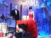 Christmas Printemps, Window Displays Dior 2012. Xoxo