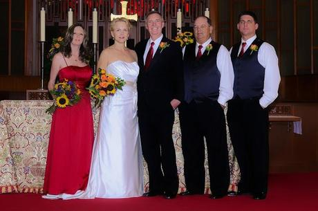 THE FORMALS FROM DAWN AND JAY'S WEDDING