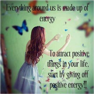 God's Energy.
