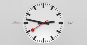 Apple Pays $21 Million To Continue Using Swiss Railway Clock Design