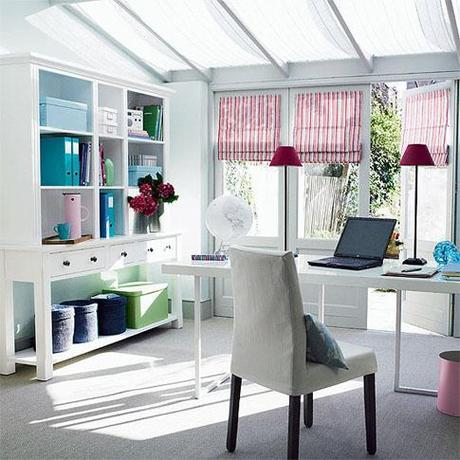 decor home office3 Home Office Decorating Ideas HomeSpirations