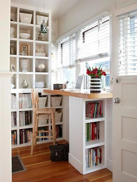 decor home office7 Home Office Decorating Ideas HomeSpirations
