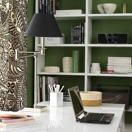 decor home office4 Home Office Decorating Ideas HomeSpirations