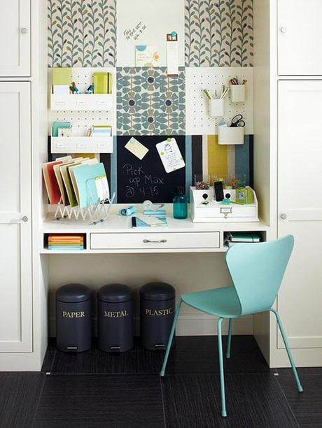 decor home office5 Home Office Decorating Ideas HomeSpirations