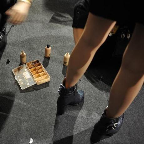 MAC AW13 São Paulo Fashion Week