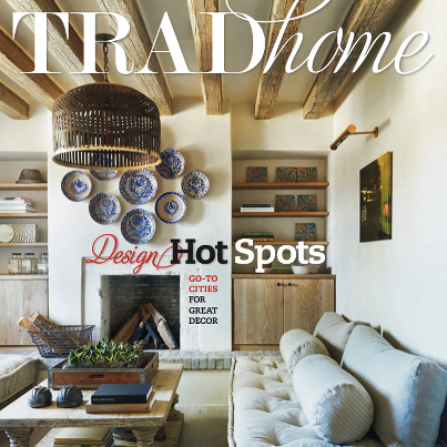 Traditional Home Magazine Cover
