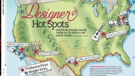 Designer Hot Spots Story