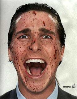 A Few Random Thoughts on American Psycho (The Movie) & Dueling Monsters:My Vote