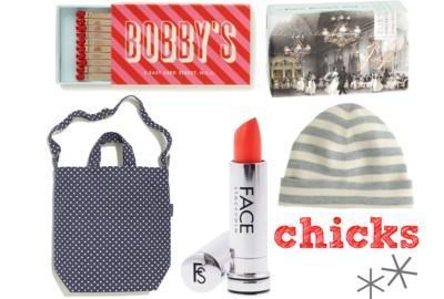 Gift Guide: Chicks