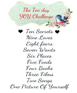 The Ten Day You Challenge: Ten Secrets