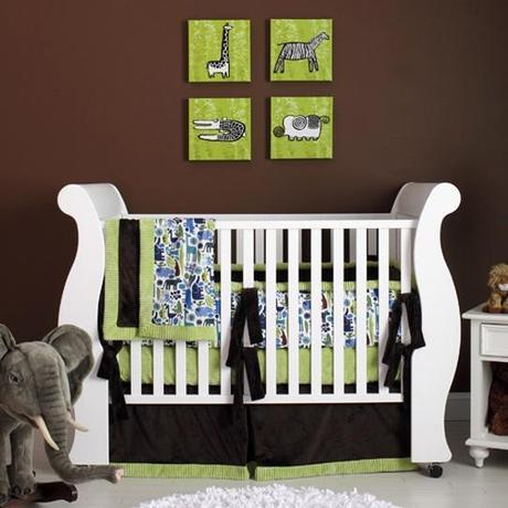 decor boys nursery5 Surprise: Its a Boy, not a Girl! Re decorating the Nursery HomeSpirations