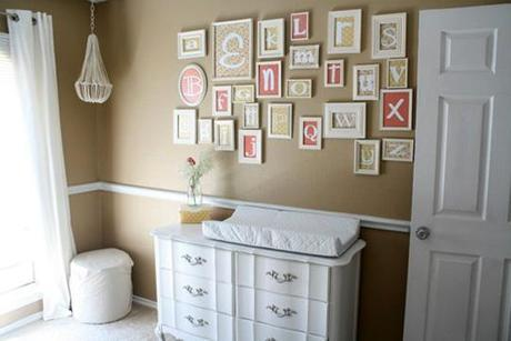 decor boys nursery9 Surprise: Its a Boy, not a Girl! Re decorating the Nursery HomeSpirations