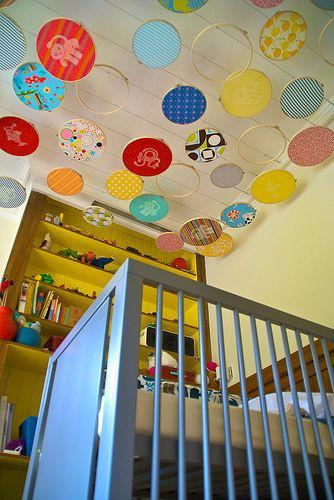 decor boys nursery11 Surprise: Its a Boy, not a Girl! Re decorating the Nursery HomeSpirations