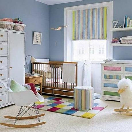 decor boys nursery4 Surprise: Its a Boy, not a Girl! Re decorating the Nursery HomeSpirations