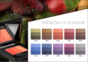 Get ready to start your wishlist with these new Inglot eyeshadows