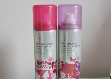 Superdrug - Dry Shampoo