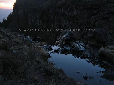2012 - May 22nd - Grand Mesa: Falls on Whitewater Creek, Lands End