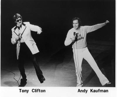 Stand-up Sunday: Tony Clifton Won't Die