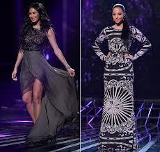 Fashion Face Off – Nicole Vs Tulisa & their Little Black Dresses