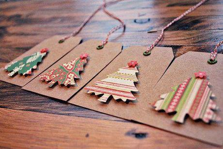 CRAFT INSPIRATION. CHRISTMAS CRAFTS #01