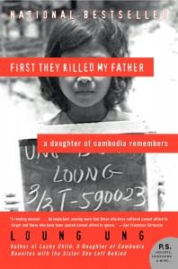 """Three Books Review: """"First They Killed My Father"""""""