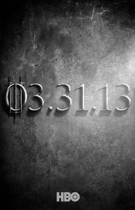 Game of Thrones returns March 31st