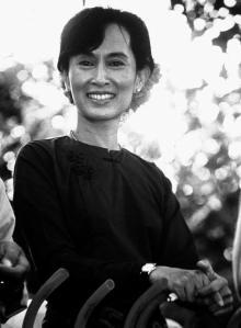 Aung San Suu Kyi – Freedom from Fear