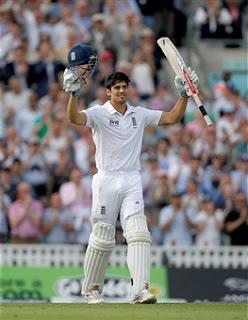 Unbeatable Cook leads England fightback on Day 4