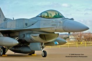 Lockheed Martin F-16E Block 60 Fighting Falcon