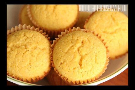 Gluten Free Casein Free Corn Muffin Recipe