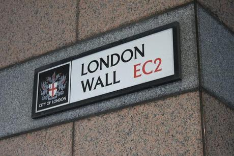 In and Around London… Some City Walls