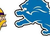 Vikings Lions