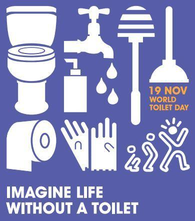 World Toilet Day: Give A Shit
