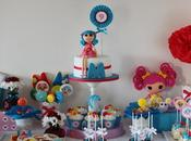 Lalaloopsy Rosy Bumps Themed Party Delicias Amor Carinho