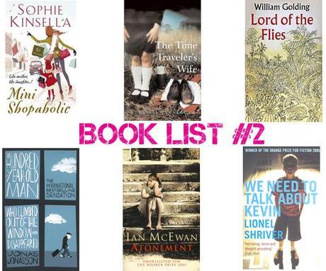 Book List #2