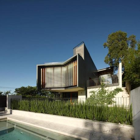 Rosalie Residence by Richard Kirk Architects