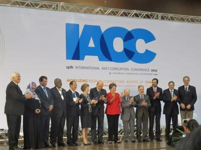 Mobilizing Global Stakeholders in Anti-Corruption Efforts