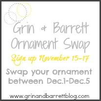 Weekend Recap & Ornament Swap Reveal