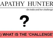 Apathy Hunter What India's Problems?