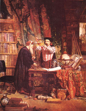 William Fettes Douglas - The Alchemist
