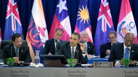 The Trans-Pacific Partnership: This is What Corporate Governance Looks Like