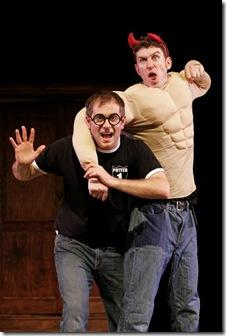Review: Potted Potter (Broadway Playhouse)