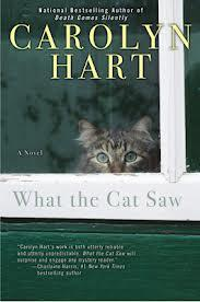 Review:  What The Cat Saw by Carolyn Hart