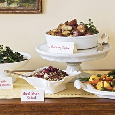 decor thanksgiving1 Thanksgiving Table Organization Decor HomeSpirations