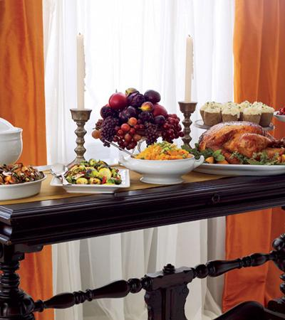 decor thanksgiving4 Thanksgiving Table Organization Decor HomeSpirations