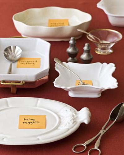 decor thanksgiving Thanksgiving Table Organization Decor HomeSpirations
