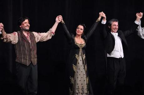 PHOTOS, Tosca at SFO, Nov 18