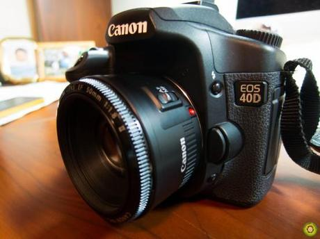 My New Lens:  Canon EF 50mm f/1.8 II