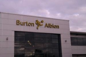 Gone for a Burton